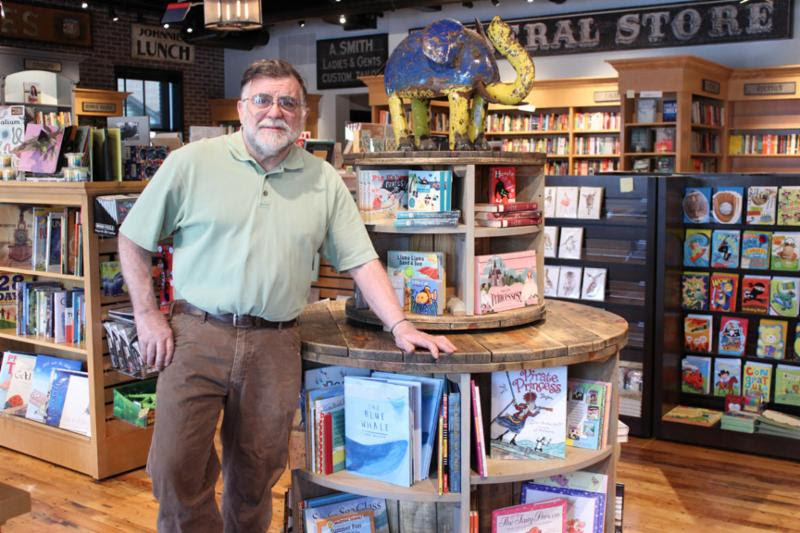 Stephen C. Staples ~ An Unlikely Story Bookstore & Cafe